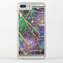 The Twiggs Theory of the Universe Clear iPhone Case