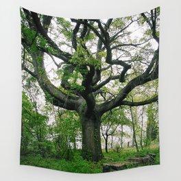 The Giving Tree of Pasadena  Wall Tapestry