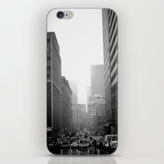 City City iPhone & iPod Skin