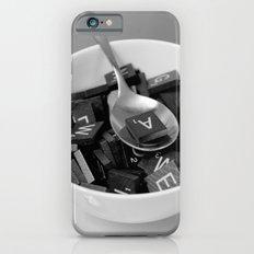 Alphabet Soup iPhone 6s Slim Case