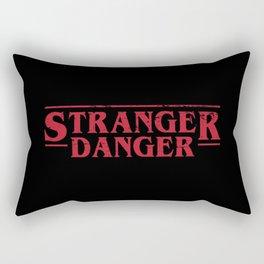 Stranger Danger 2 Rectangular Pillow