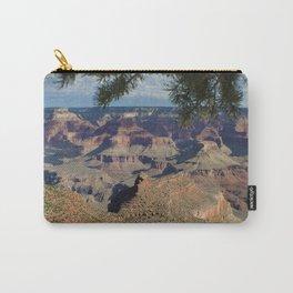 Battleship Rock, Grand Canyon NP, AZ -- Just after sunrise Carry-All Pouch