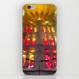 Sagrada Familia iPhone Skin