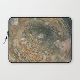 Nest and Feathers Laptop Sleeve