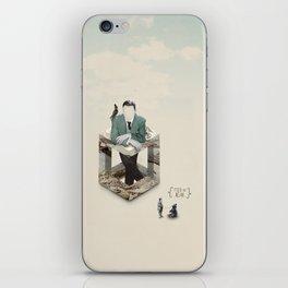 Feed the bear iPhone Skin