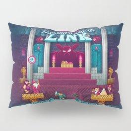 The Link Adventure of Zelda, too Pillow Sham