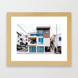 Manhattan Beach - Los Angeles, USA - #6 Framed Art Print