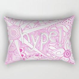 Hype! Rectangular Pillow