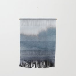 In Blue Wall Hanging