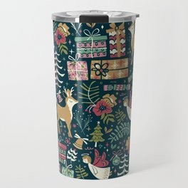 Christmas Joy Travel Mug