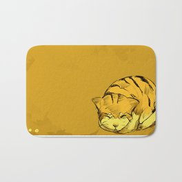 Good Meowning Bath Mat