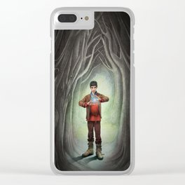 Sorcerer Clear iPhone Case