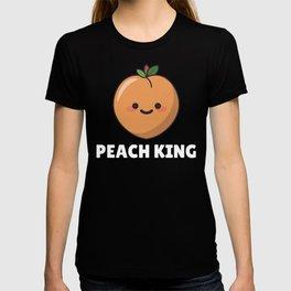 Peach King T-shirt