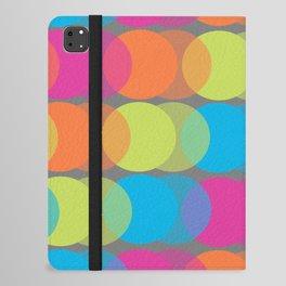 Neon Glow iPad Folio Case