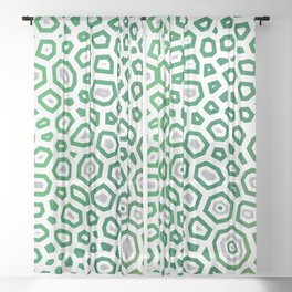 Experimental pattern 25 Sheer Curtain