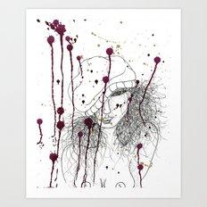 KILLA Art Print