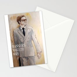 Kingsman Stationery Cards