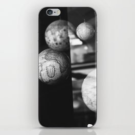 travel dreams iPhone Skin