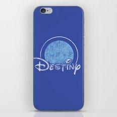 Walt Destiny iPhone & iPod Skin