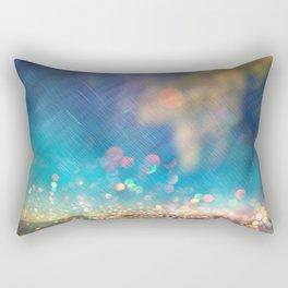 Dazzling lights I Rectangular Pillow