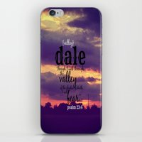 dale cooper iPhone & iPod Skins featuring Dale by KimberosePhotography