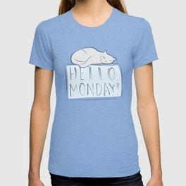Have a nice monday, Cat T-shirt