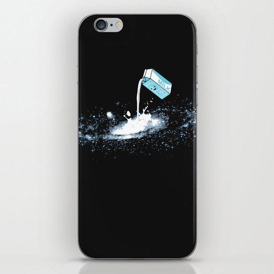The Milky Way iPhone & iPod Skin
