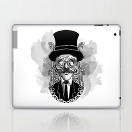 Steampunk Man Laptop & iPad Skin