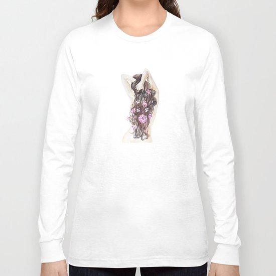 Spring girl Long Sleeve T-shirt
