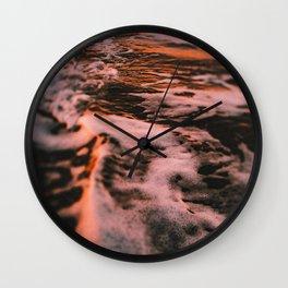Element: Water (012) Wall Clock