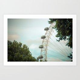 In love whit London I Art Print