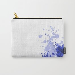 Passion Blue Carry-All Pouch