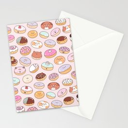 Mmm... Donuts! Stationery Cards