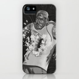 IGOR THE GOAT iPhone Case
