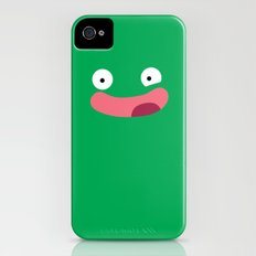 Funny Face Slim Case iPhone (4, 4s)