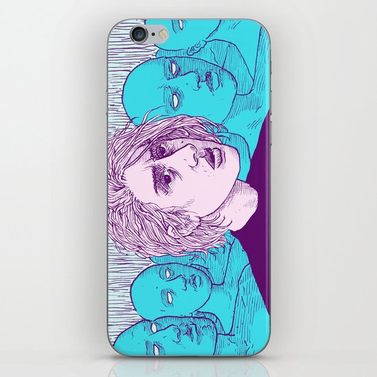 """Lysandre"" by Austin James iPhone & iPod Skin"