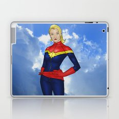 Carol Danvers Laptop & iPad Skin