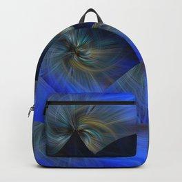 Blue Diamond Twirl Backpack