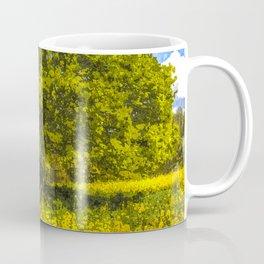 The Farm Tree Art Coffee Mug