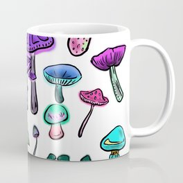 Multitude of Mushrooms Coffee Mug
