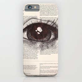 Eye Spy  iPhone Case