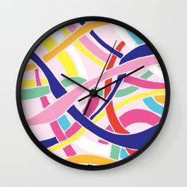 Tangled Wall Clock