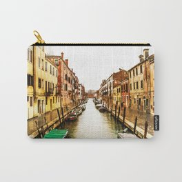 Old Venice Carry-All Pouch