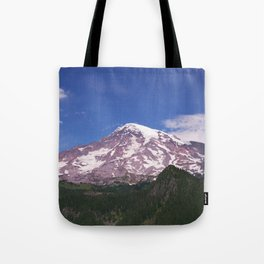 Mt Rainier, Washington Tote Bag