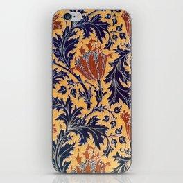 """William Morris """"Anemone"""" 2. iPhone Skin"""