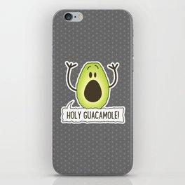 Holy Guacamole! iPhone Skin