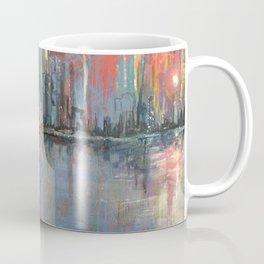 MORNING REFLECTS ILLUSION Coffee Mug