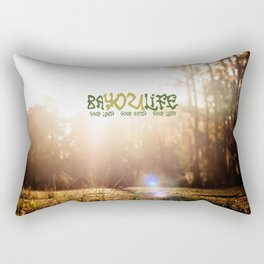 Bayou Life Rectangular Pillow