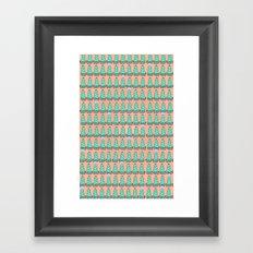 The whaler Framed Art Print