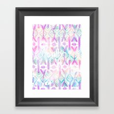 Amelie {Pattern 6A} Framed Art Print